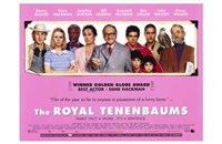 The Royal Tenenbaums - wide Wall Poster
