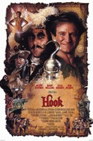 Hook Wall Poster