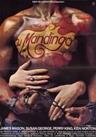 Mandingo German Wall Poster