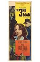 The Third Man Joseph Cotten Wall Poster