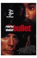 Bullet Wall Poster
