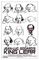King Lear (Goddard's) Wall Poster