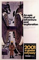 2001: a Space Odyssey Astronaut Fine-Art Print