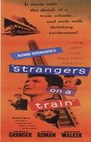 Strangers on a Train Fine-Art Print