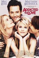 Addicted to Love - movie cover Wall Poster