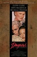 Dangerous Liaisons Wall Poster