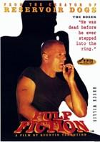 Pulp Fiction Quentin Tarantino Wall Poster