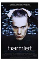 Hamlet - holding head Wall Poster