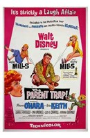 The Parent Trap Wall Poster