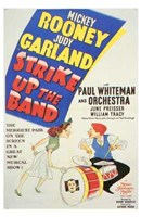 Strike Up the Band Wall Poster