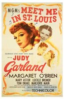 Meet Me in St Louis Wall Poster