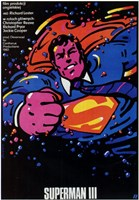Superman 3 Pop Wall Poster