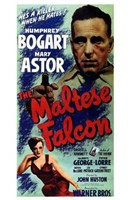 The Maltese Falcon Wall Poster