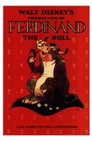 Ferdinand the Bull Wall Poster