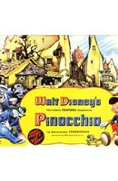 Pinocchio Town Wall Poster