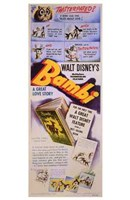 Bambi Scenes Tall Wall Poster