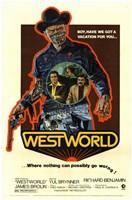 Westworld Fine-Art Print