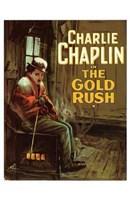 The Gold Rush Cold Charlie Chaplin Fine-Art Print
