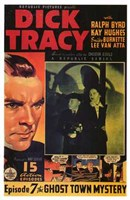 Dick Tracy Comic: Episode 7 Wall Poster