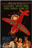 Flying Tigers Fine-Art Print
