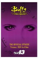 Buffy the Vampire Slayer (Tv) Musical Wall Poster