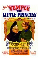 The Little Princess Wall Poster