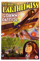The Dawn Patrol Richard Barthelmess Wall Poster