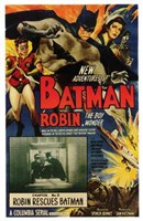 Batman and Robin - Robin Rescues Batman Wall Poster