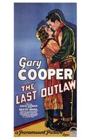 The Last Outlaw Wall Poster