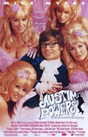 Austin Powers: International Man of Myst Wall Poster