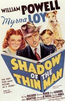 Shadow of the Thin Man Wall Poster
