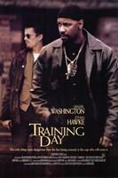 Training Day Denzel Washington Fine-Art Print