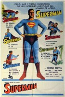 Superman Classic (Spanish) Fine-Art Print