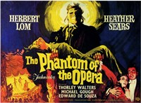 Phantom of the Opera, c.1962 - style A (foreign) Fine-Art Print