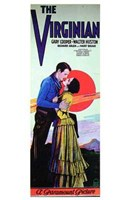 Virginian The Film Wall Poster