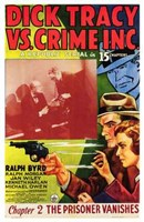Dick Tracy Vs Crime Inc Chapter 2 Wall Poster