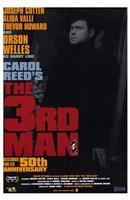 The Third Man 50th Anniversary Fine-Art Print