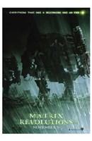 The Matrix Revolutions Robots Wall Poster