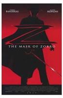 The Mask of Zorro Fine-Art Print