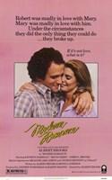 Modern Romance Wall Poster