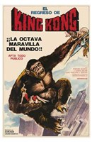 King Kong Escapes Fine-Art Print