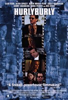 Hurly Burly Movie Wall Poster