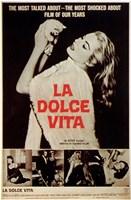 La Dolce Vita Most Talked About Film Fine-Art Print