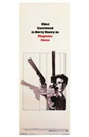 Magnum Force - Clint Eastwood Wall Poster