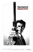 Magnum Force - Dirty Harry Fine-Art Print