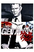 The Getaway Movie Wall Poster