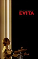 Evita Singing Fine-Art Print