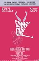 Funny Girl Barbra Streisand Fine-Art Print