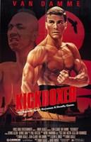 Kickboxer Fine-Art Print