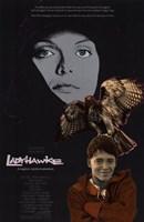 Ladyhawke Matthew Broderick Wall Poster